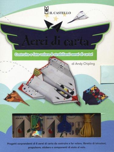 Kit - Aerei di Carta
