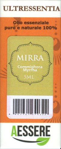 Ultressentia - Mirra Olio Essenziale