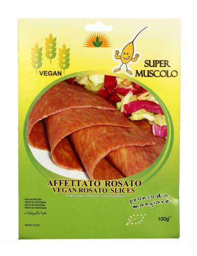Affettato Rosato Vegan