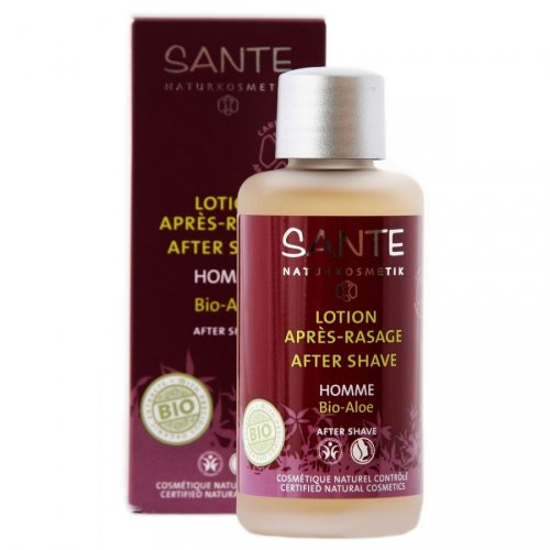 After Shave Homme Bio Aloe