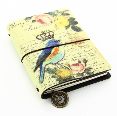 Quaderno Piccolo - Pettirosso