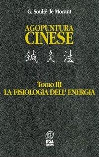 Agopuntura Cinese - Tomo III
