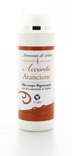 Olio Corpo Rigenerante - Accordo Arancione