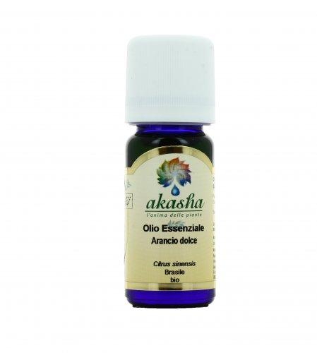 Olio Essenziale Akasha - Arancio, Dolce, Extra - Bio
