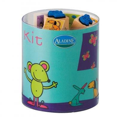 Aladine Kit 15 - Gli Allegri Animaletti