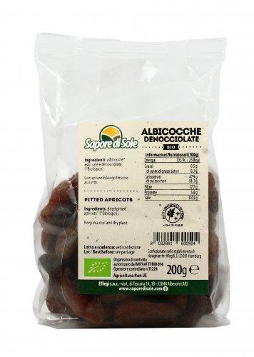 Albicocche Secche Denocciolate Bio