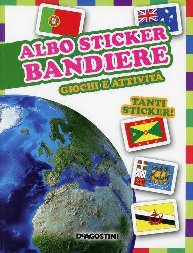 Albo Sticker Bandiere