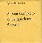 Album Completo di 52 Quadranti e 5 Tavole per Radiestesia
