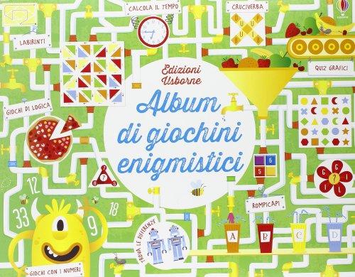Album di Giochini Enigmistici