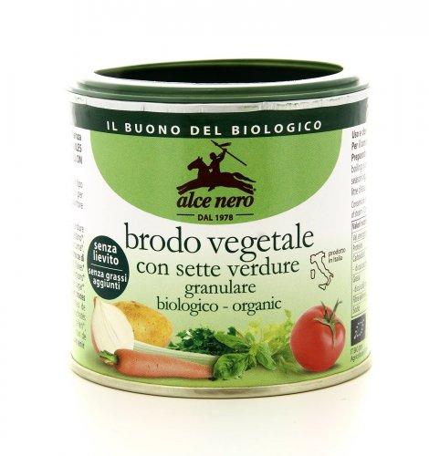 Brodo Vegetale Granulare Bio
