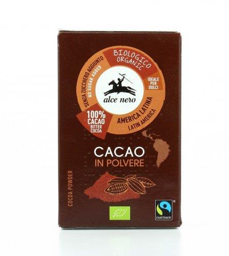 Cacao Amaro in Polvere Bio - Fairtrade