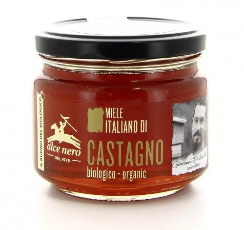 Miele Castagno Italiano Bio
