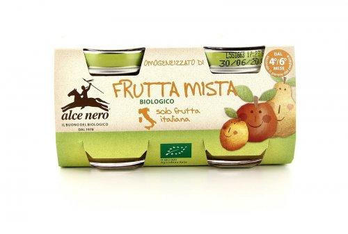 Alce Nero Baby - Omogeneizzato Bio di Frutta Mista