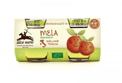 Alce Nero Baby - Omogeneizzato Bio di Mela