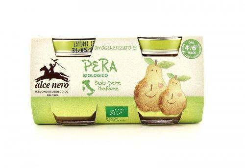 Alce Nero Baby - Omogeneizzato Bio di Pera