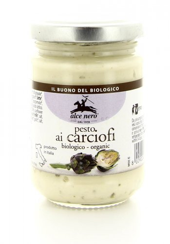 Pesto ai Carciofi Bio