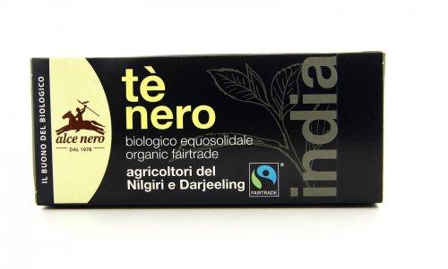 Te' Nero India Bio - Fairtrade