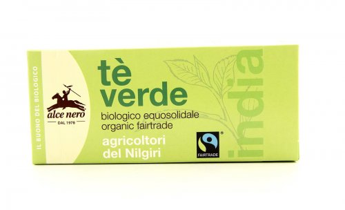 Te' Verde India Bio - Fairtrade