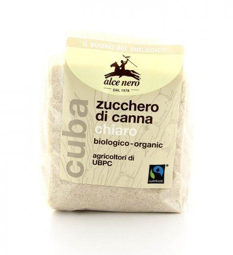 Zucchero di Canna Chiaro Bio - Fairtrade