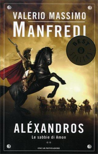 Aléxandros. Vol. 2: Le Sabbie di Amon