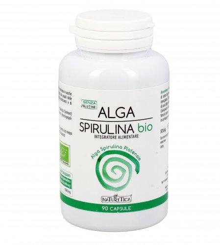 Alga Spirulina Bio