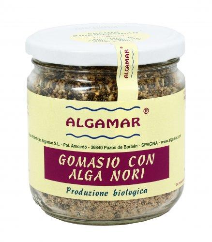Gomasio Bio con Alga Nori