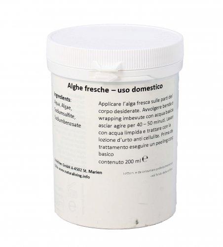 Alghe Fresche per Bendaggi
