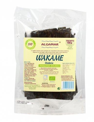 Alghe Wakame Undaria