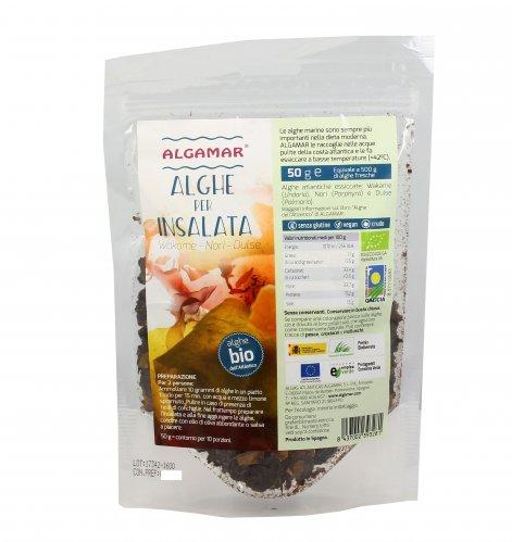 Alghe per Insalata Bio