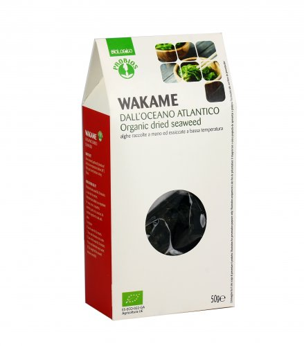 Alghe Wakame Essiccate