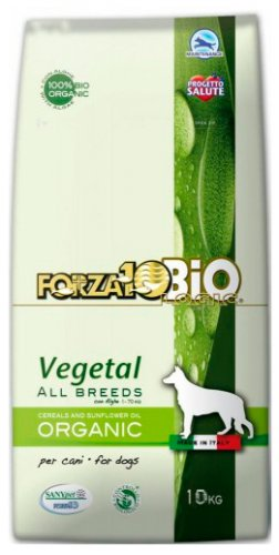 Alimento Completo per Cani Vegetal All Breeds