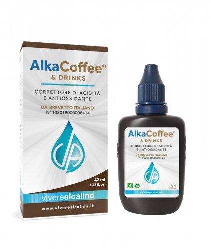 Alka Coffee - Correttore di Acidità