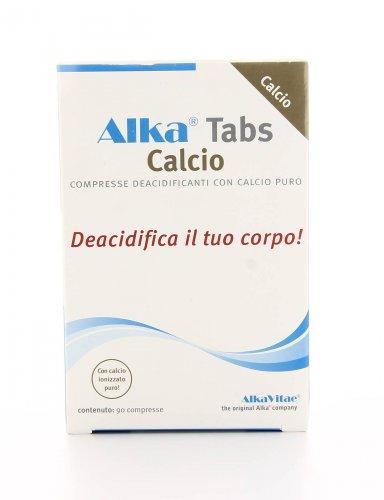Alka Tabs Calcio - Compresse Deacidificanti