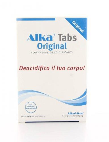 Alka Tabs  - Compresse Deacidificanti