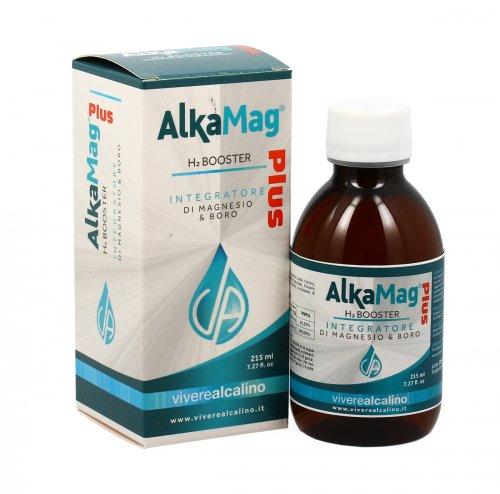 AlkaMag Plus - Integratore Magnesio e Boro