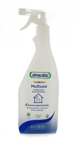 Detergente Multiuso Spray - 750 ml.