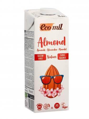 Latte di Mandorla Bio Naturale - Almond Nature