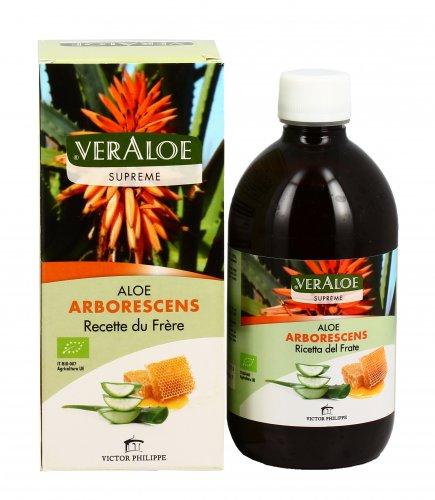 Aloe Arborescens - Ricetta del Frate