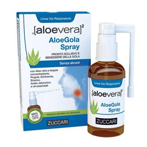 Aloe Gola Spray