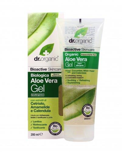 Aloe Vera Gel con Cetriolo