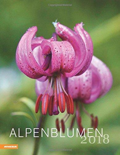 Calendario Fiori delle Alpi - Alpenblumen 2018