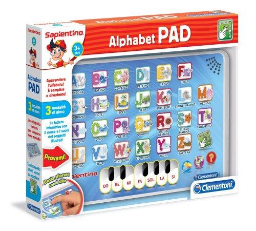 Alphabet Pad