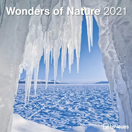Calendario Wonders of Nature 2020