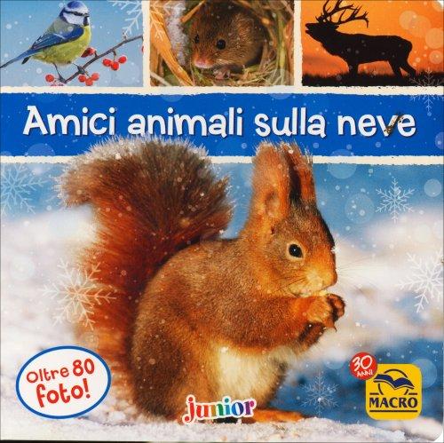 Amici Animali sulla Neve
