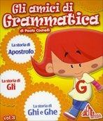 Gli Amici di Grammatica Vol. 3