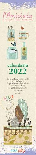 L'Amicizia 2022 - Calendario Mini