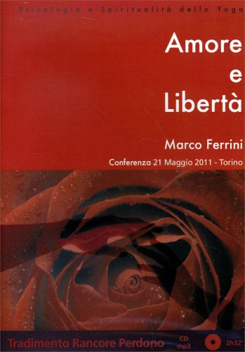 Amore e Libertà - CD Mp3