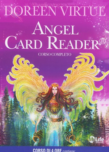 Angel Card Reader - Corso Completo 4 DVD e 1 CD Mp3