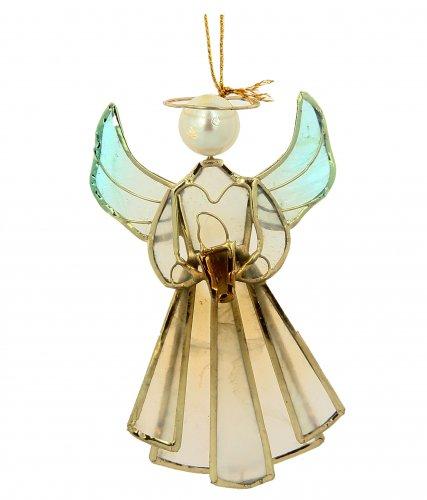 Decorazione Angelo - Angel Of Light Capiz