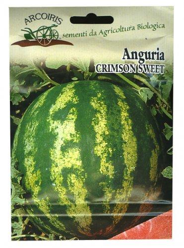 B501-25 Semi di Anguria Crimson Sweet  - 25 Gr